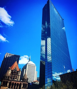 Image of John Hancock Tower, Boston Ma