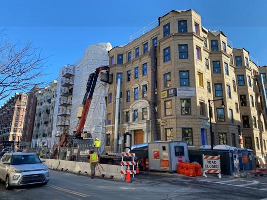 In Progress Construction Photo